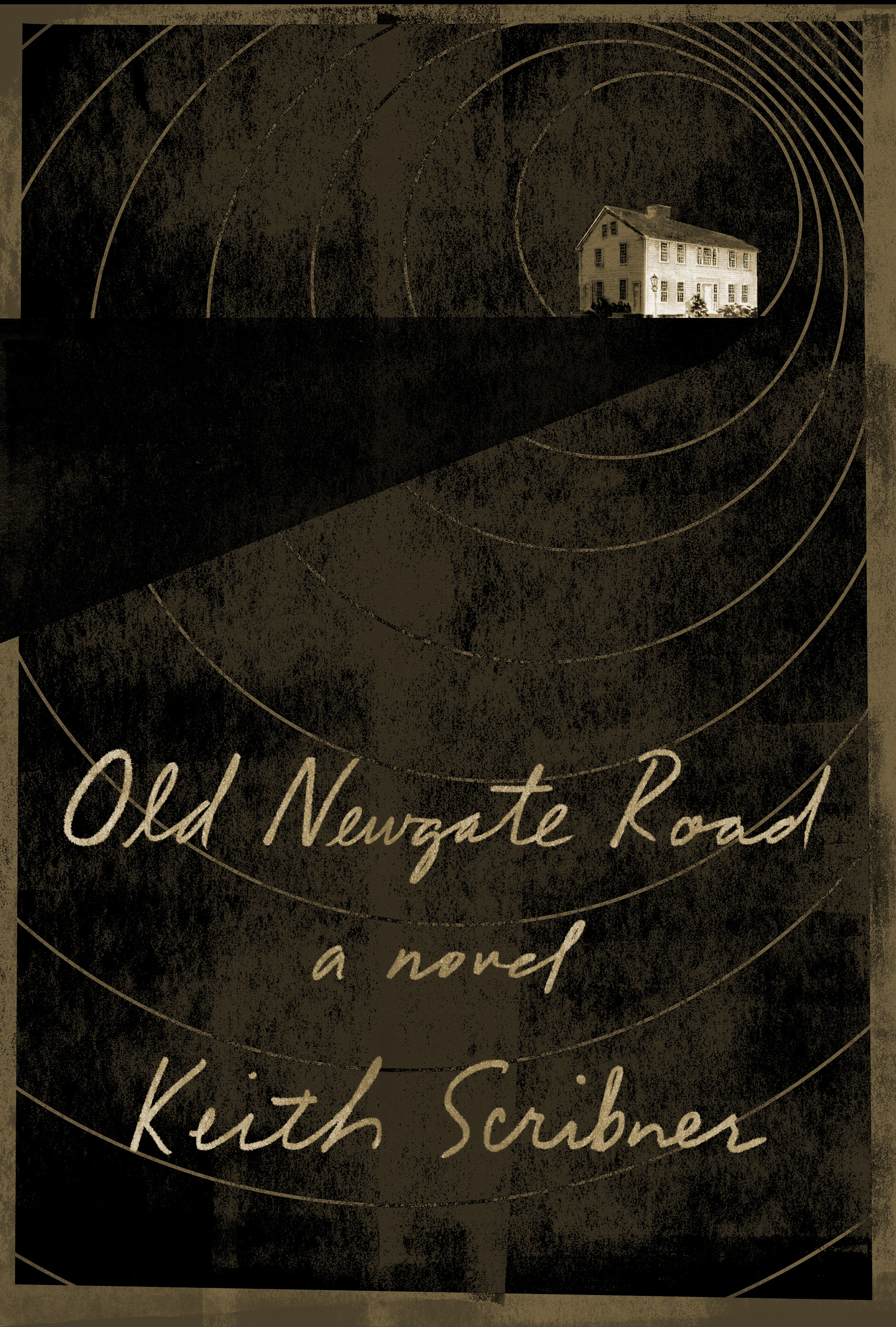 Old Newgate Road Book Cover